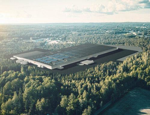 LLENTAB Group og Premium Svensk Lax signerer avtale.