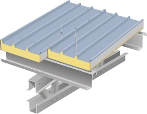 LLENTAB roof insulation type 6